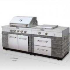 Prefab Outdoor Kitchens Kitchen Products Under 4 500 The Urban Backyard