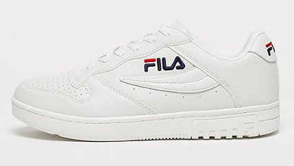 FILA Heritage FX100 Low white red blue