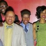 L-R: Reggie Rouse,Morris Baxter, Art Terrell, Tony Gray, Algebra, Johnnie Glover