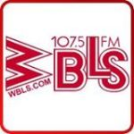 WBLS logo locked