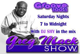 Greg Mack Show graphic