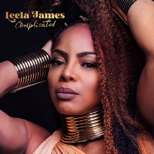 "Leela James ""Complicated"""