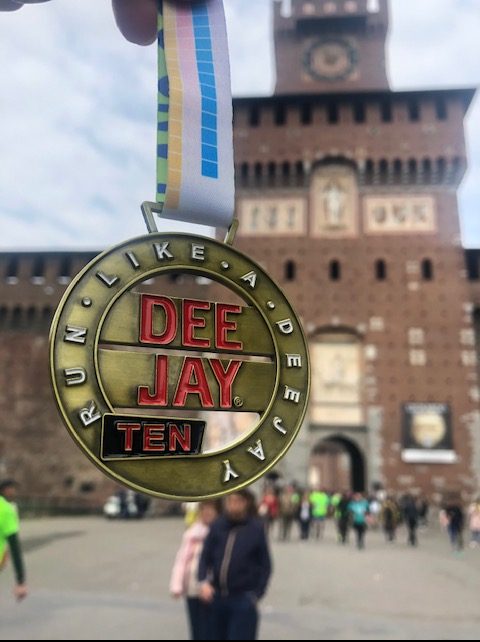 We got the chance to travel to Milan with Sports Direct Running and New Balance to race the Deejay Ten race. Look to see how it went.