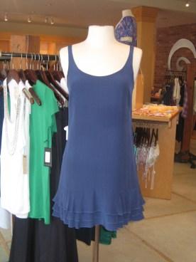 Twelfth Street by Cynthia Vincent Flounce Hem Mini Dress
