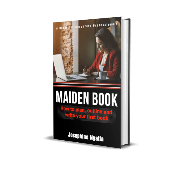 Maiden Book: How to Plan, Outline and Write Your First Book