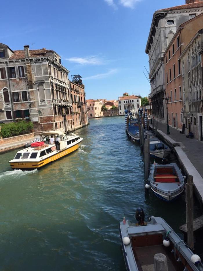 Venice, Italy, Europe, Grand Canal, Boats, Travel