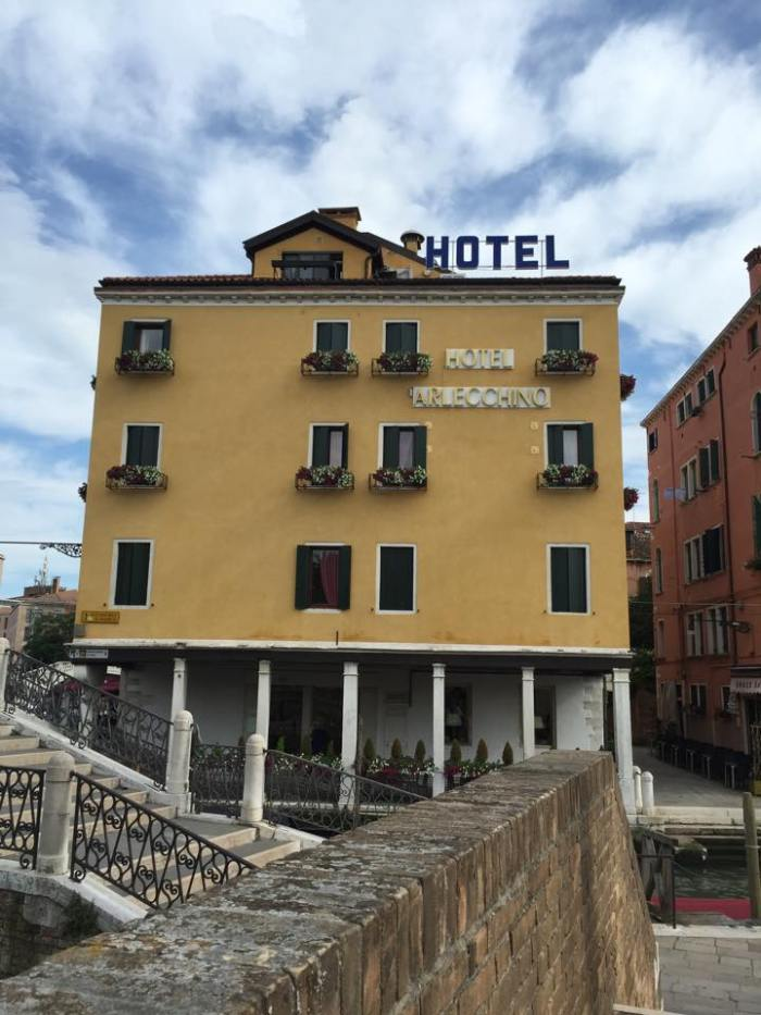 Venice, Italy, Europe, Hotel, Bridge, Travel