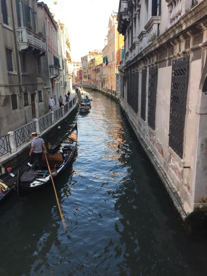 Venice, Italy, Travel, Europe, Grand Canal, Gondola