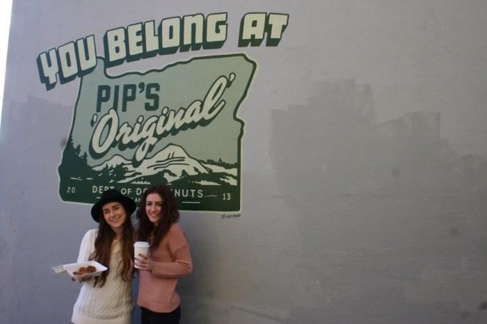 Donuts, Doughnuts, Portland, Oregon, Travel, Desserts, Pip's Original Doughnuts, Pip's