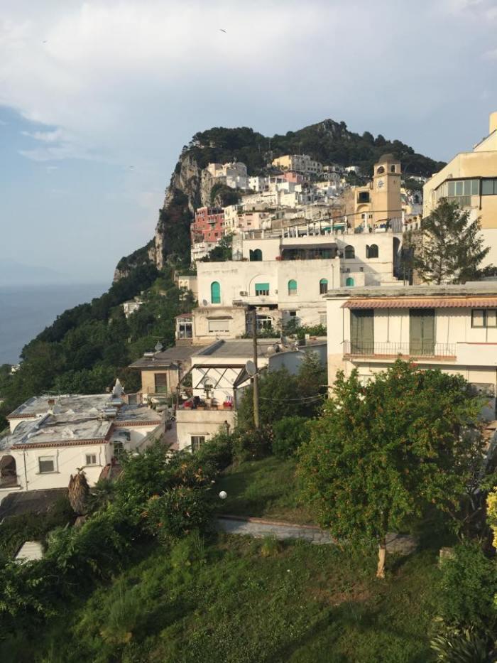 Capri, Italy, Amalfi Coast, Italy, Travel, Piazza Umberto, Europe.
