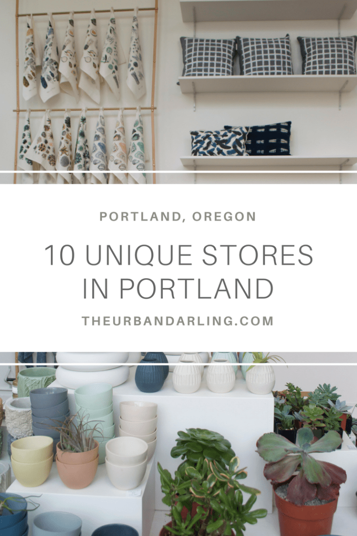 vintage furniture portland oregon 10 Unique Stores in Portland   The Urban Darling vintage furniture portland oregon