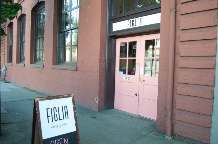 Figlia Americana, Portland, Oregon, local, coffee, coffee shops, shops, local, Italian, American, mocha, breakfast, lunch, industrial, stylish