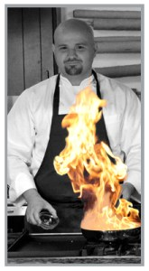 Chef Dan Moody, the Relation Chef