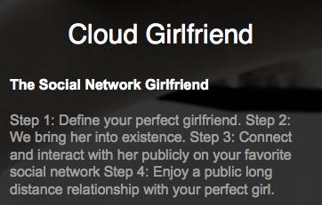 Cloud Girlfriend Interview