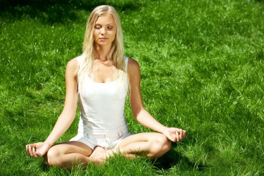 meditating and dating