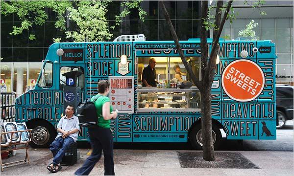 Food Truck Date Ideas in Los Angeles