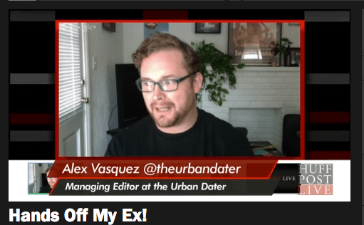 I Was on Huff Post Live… Confirms I'm Still an Asshole.