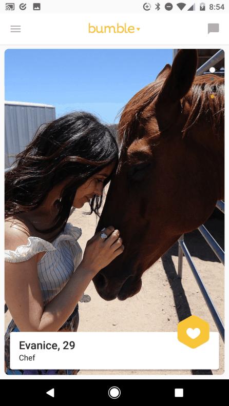 The horse whisperer?