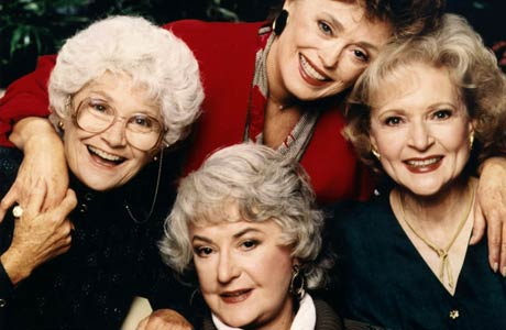 Golden Girls. The Original Cougars