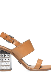 mk_chunky heel