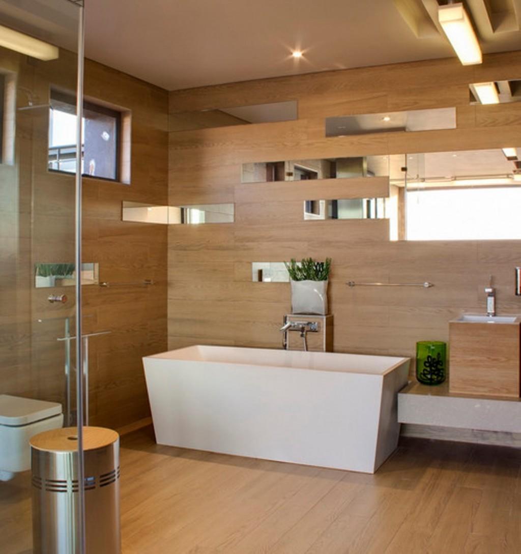 Laminate Wooden Floor Siding 1024x1089, Is It Ok To Put Laminate Wood Flooring In A Bathroom Wall