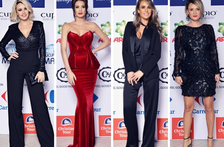Cocktail dress code gala eva