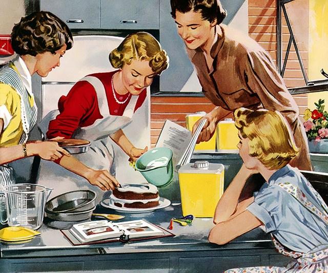 women cooking theurbandiva urbanmom