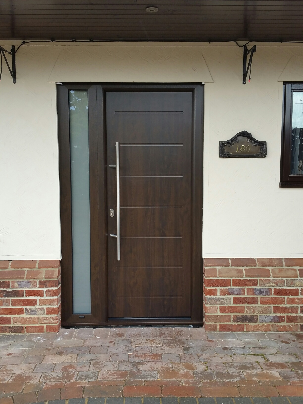 Hormann Doors  Hormann MRibbed Sectional Garage Door In