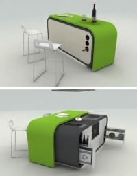 Idias para cozinhas do futuro/ Tomorrow kitchens ideas ...