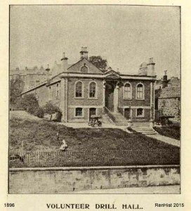 Volunteer Drill Hall 1896