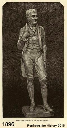 Tannahills Statue