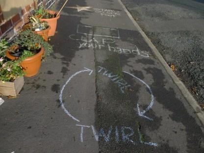 #urbankindness twirl
