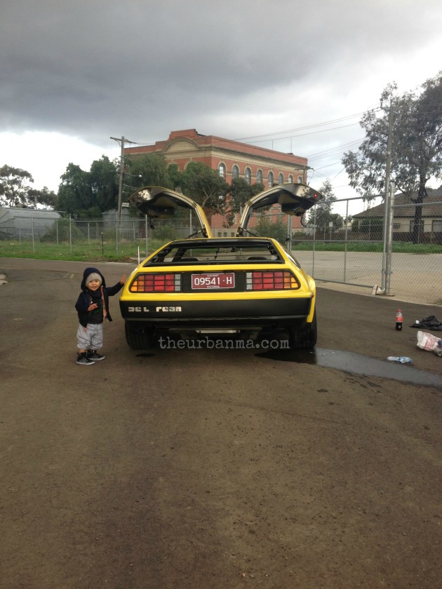 Daniel & the Delorean