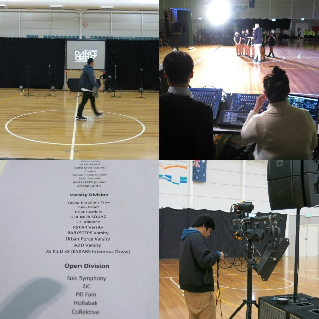 ADCC production