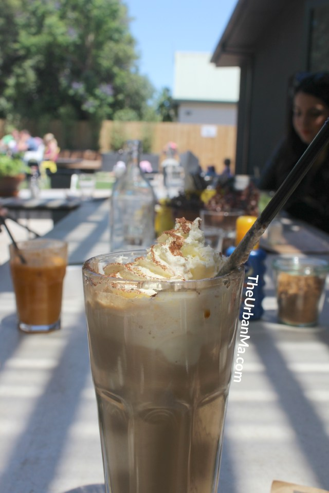 Est 1906 iced coffee Melbourne