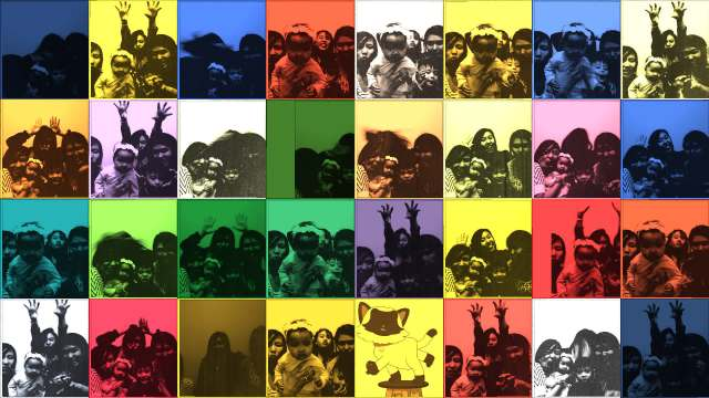 Studio Cats Andy Warhol Ai Weiwei for kids