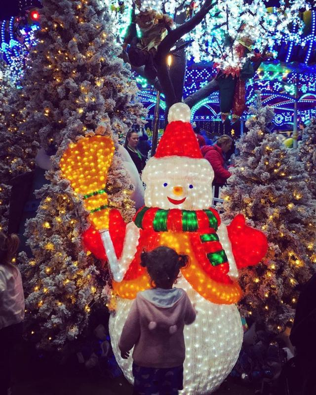 Santa's Magical Kingdom 2016 Melbourne events