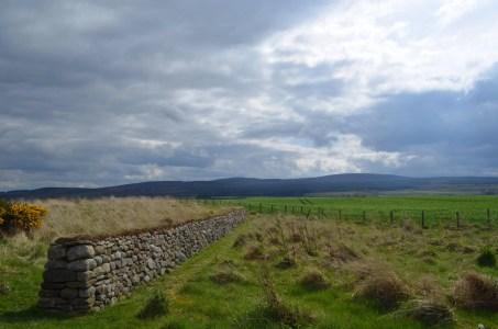 Culloden Battlefield Scotland Highlands