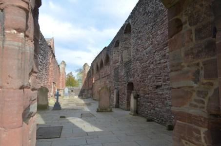 Beauly Priory Scotland