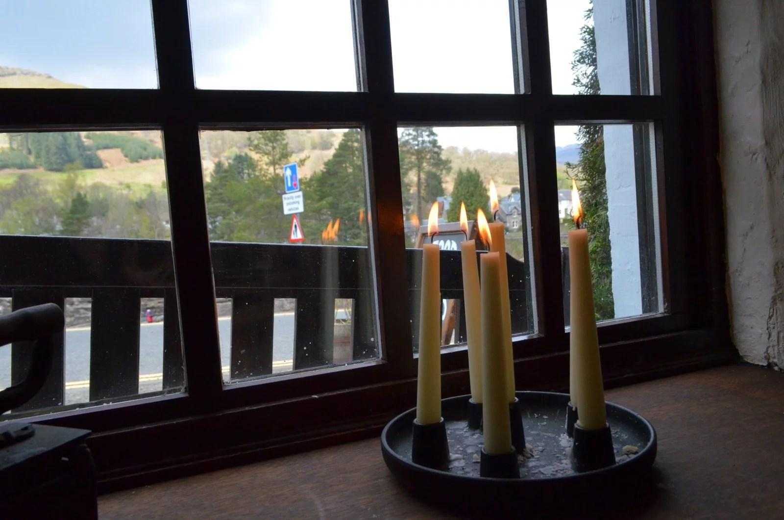 Dochart Inn Scotland Highlands