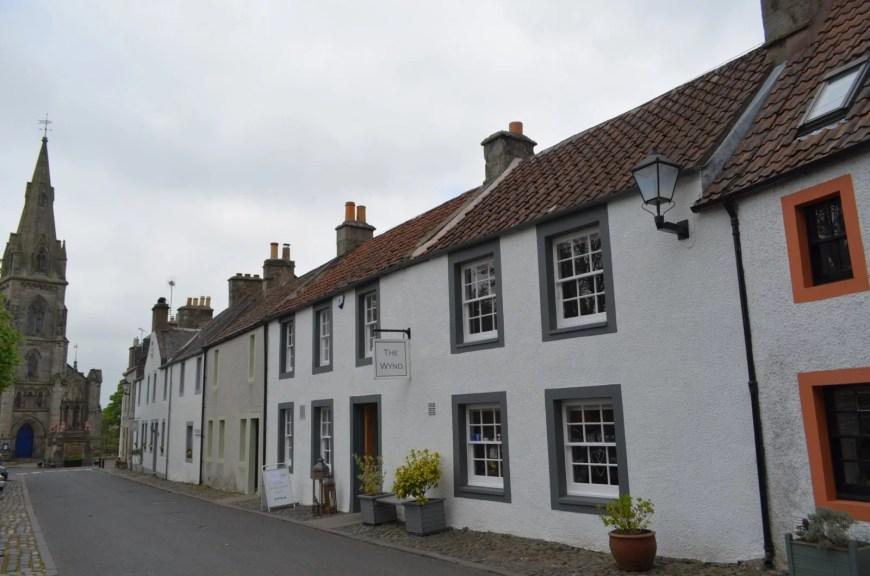 Falkland, Fife, Scotland, Outlander