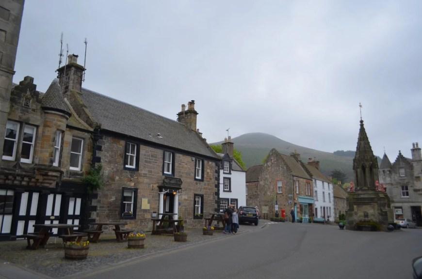Scotland, Fife, Falkland, Outlander
