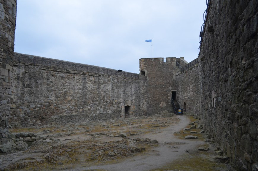 Blackness Castle, Outlander, Scotland, West Lothian
