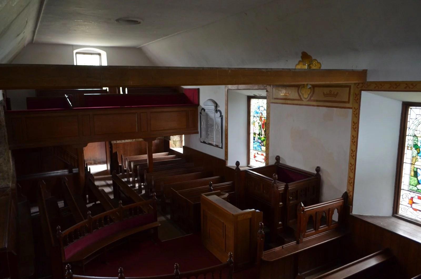 Tibbermore Church, Cranesmuir, Outlander, Scotland, Perth, Witch Trial, Season 1