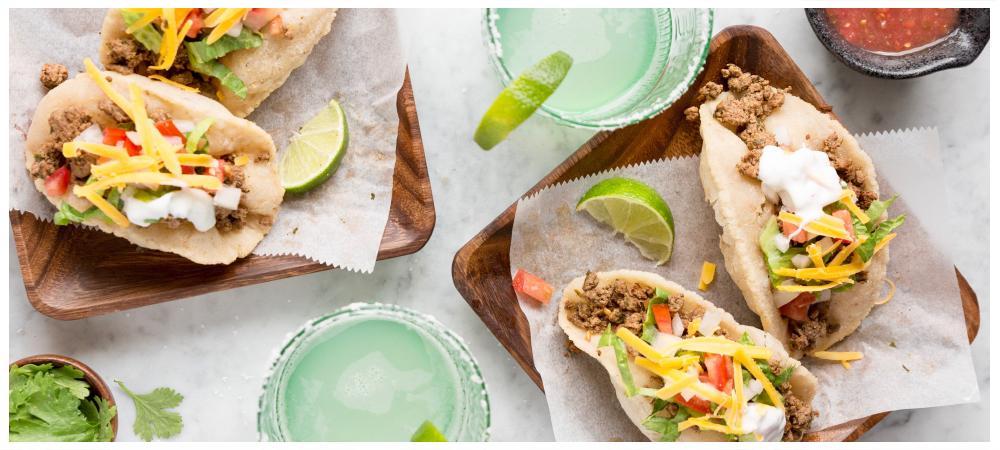 Grain-Free Puffy Tacos