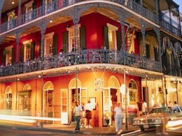 French Quarter at Dusk