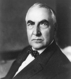 Warren G Harding_Presidents