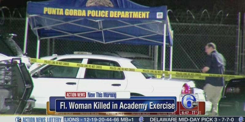 Florida Officer Kills 73-Year-Old During Training Exercise