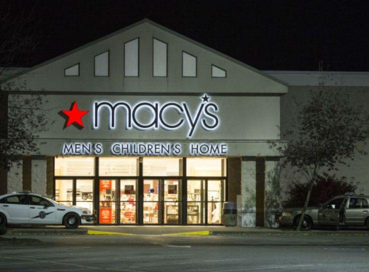 Mall Shooting, Washington State
