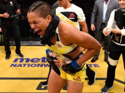 Amanda Nunes Wins